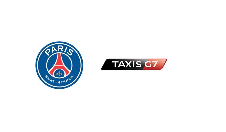 partenariat psg taxis g7