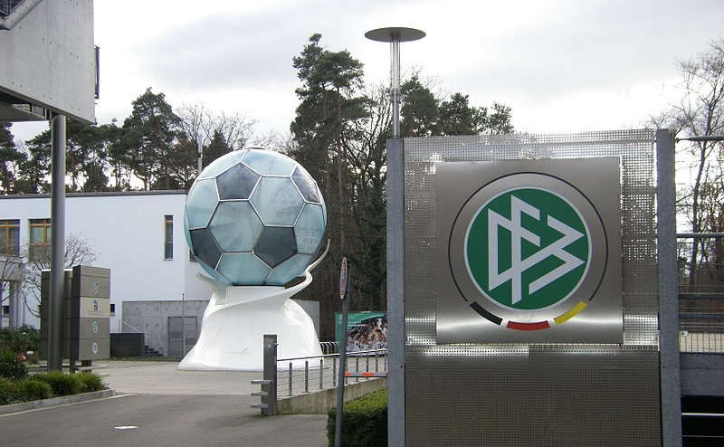 adidas partenariat fédération allemande de football