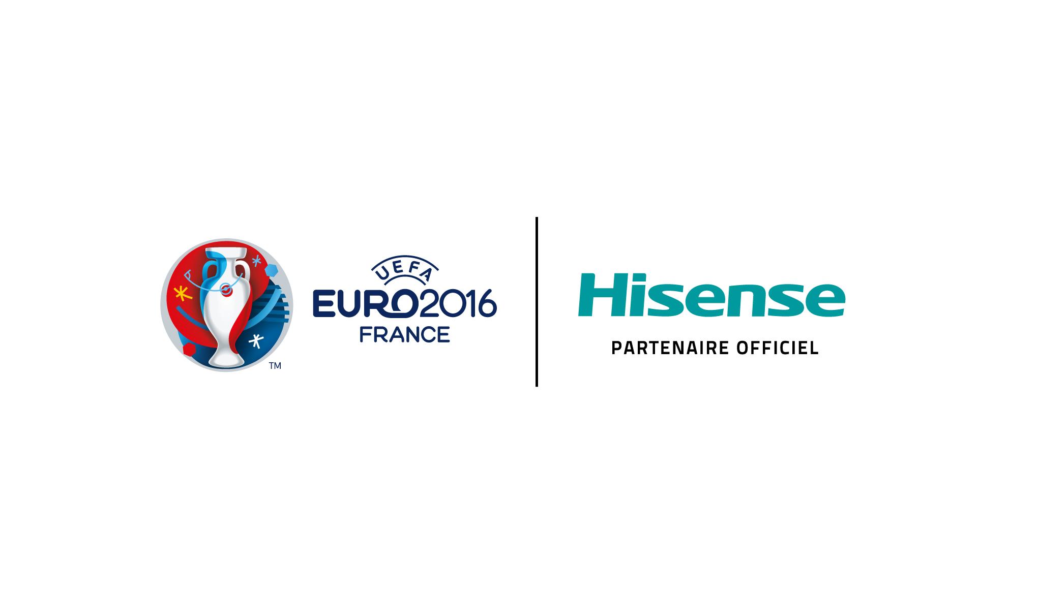 hisense uefa partenariat