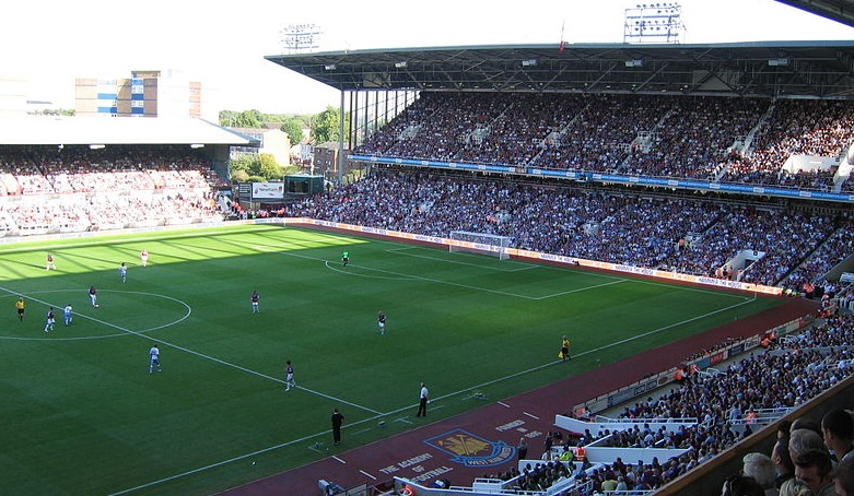 west ham united hommage boleyn ground