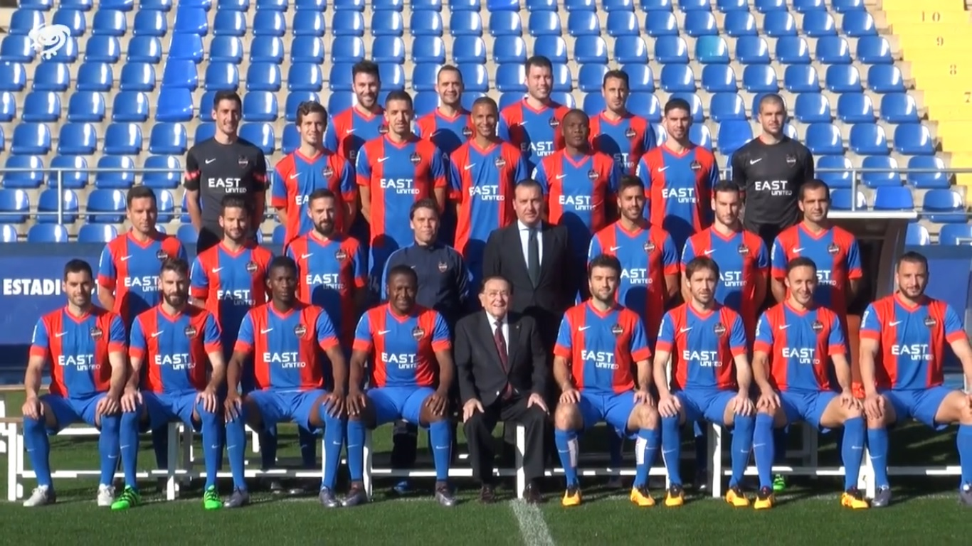 levante ud sponsoring maillot