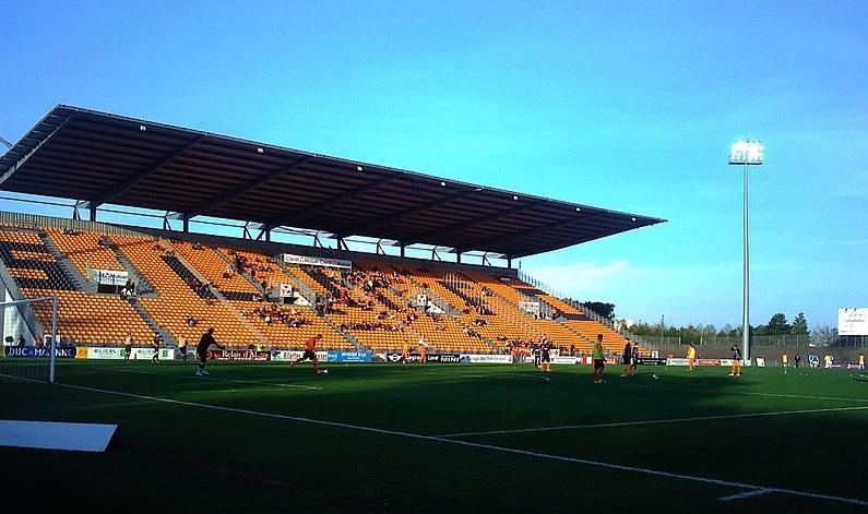 nouveau stade stade lavallois