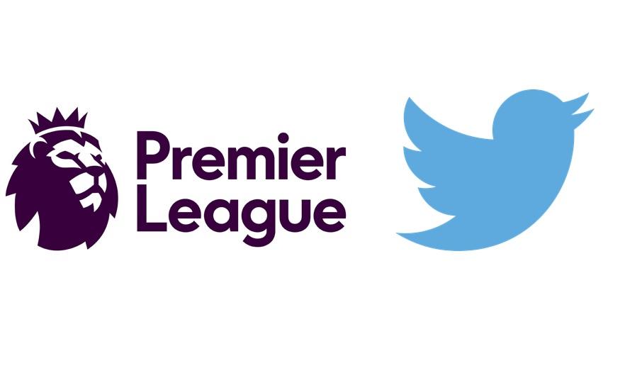 partenariat premier league twitter