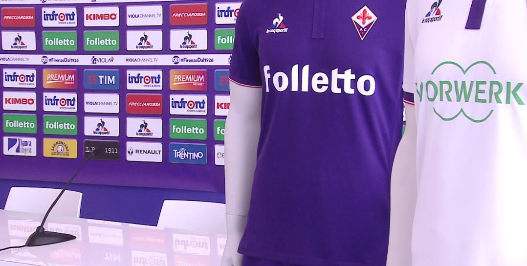 acf fiorentina sponsor maillot