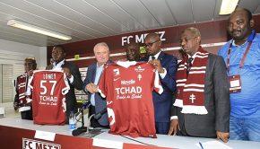 metz sponsoring tchad
