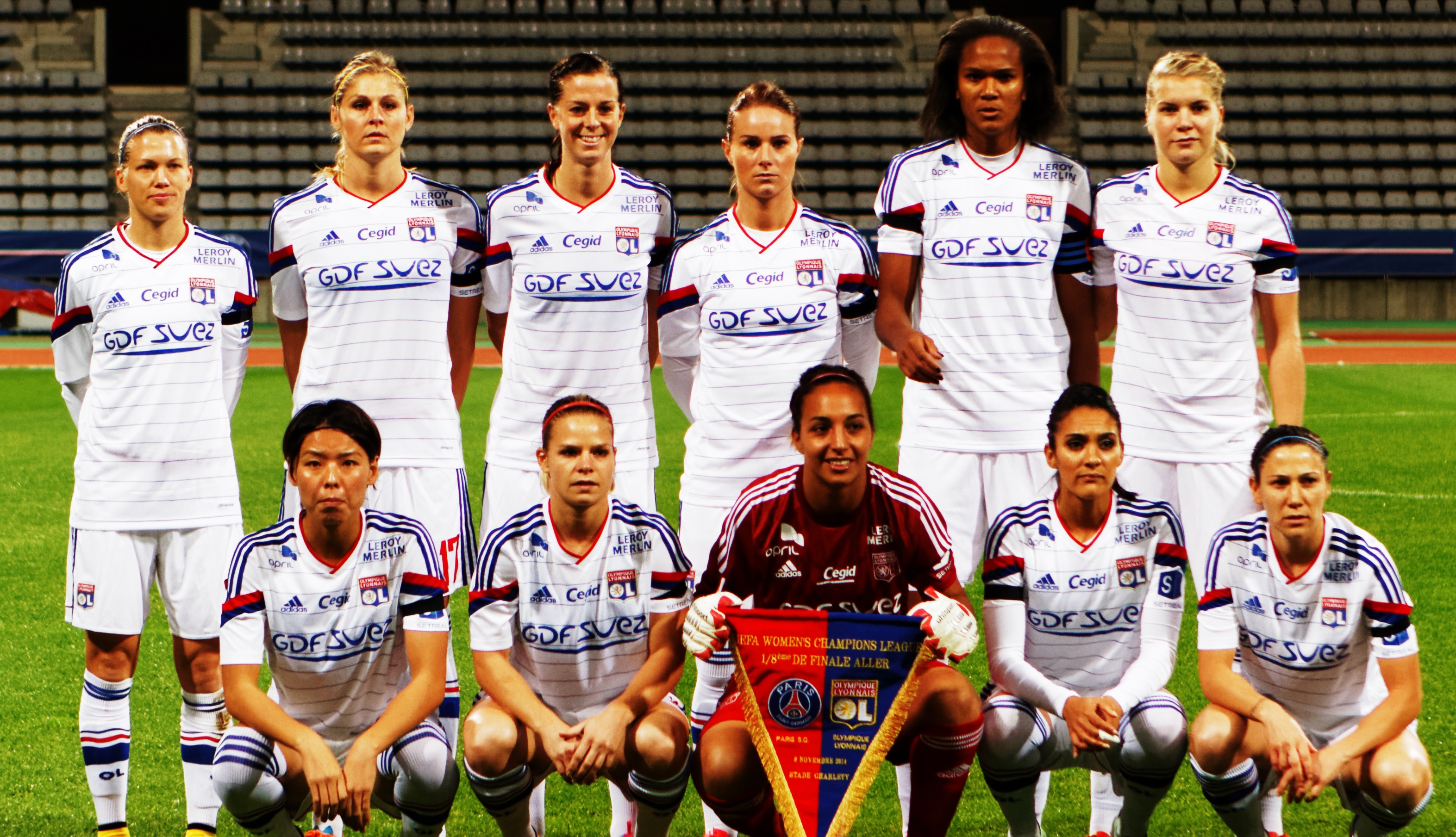 football-feminin-internationalisation-olympique-lyonnais