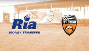 partenariat fc lorient ria money transfer