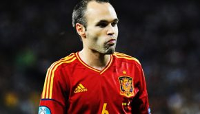 salaire iniesta fc barcelone