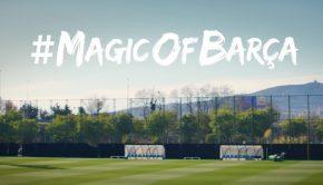 fc barcelone activation sponsoring