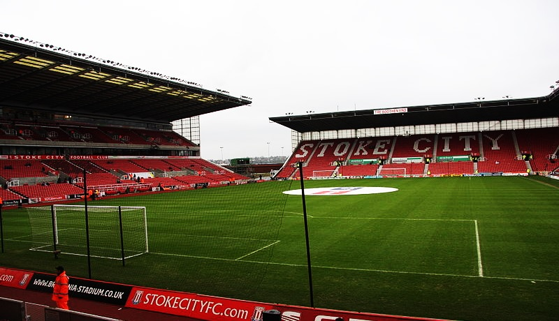 stoke city naming tribunes