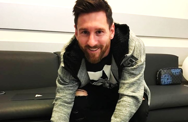 lionel messi prolongation adidas