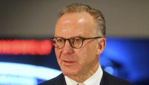 Karl-Heinz Rummenigge ligue européenne fermée