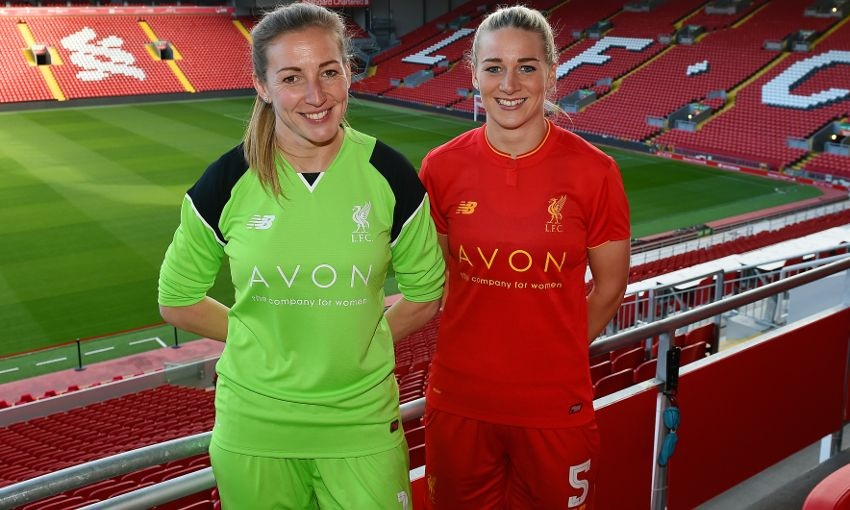 sponsoring maillot liverpool ladies fc