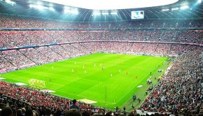 bayern munich modernisation allianz arena