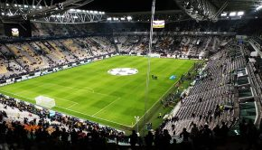 naming juventus stadium