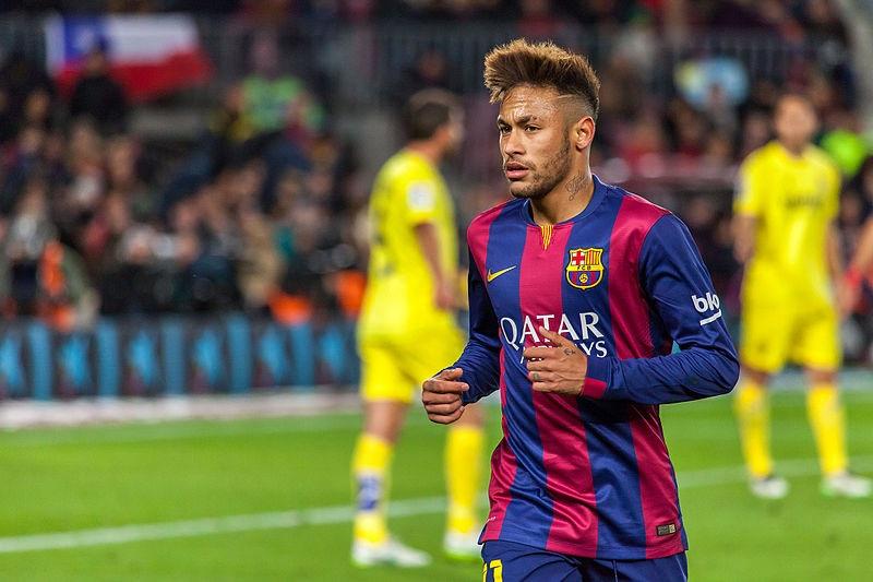 neymar potentiel marketing fc barcelone