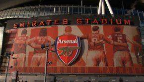 Arsenal partenariat Universal Pictures