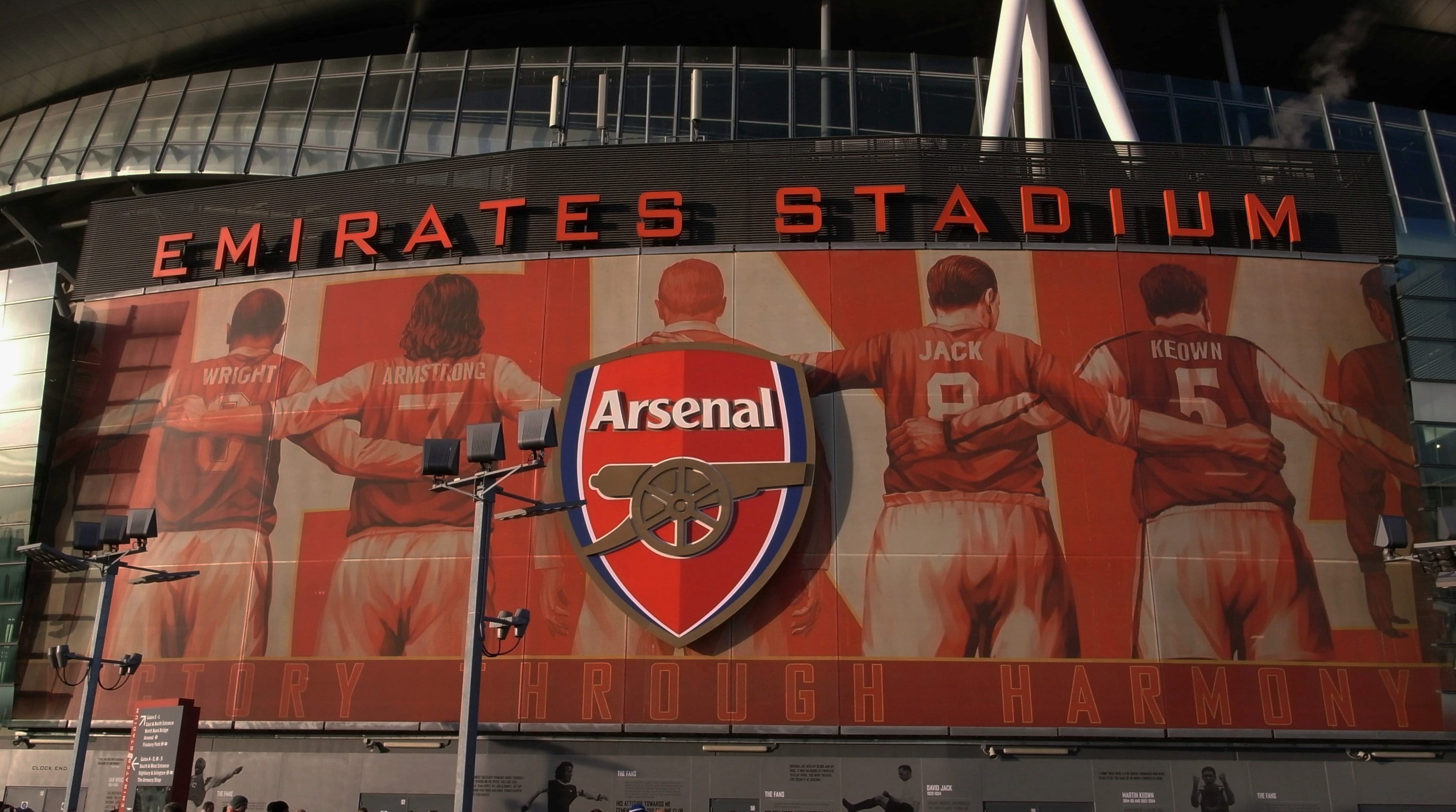 Arsenal partenariat Universal Pictures