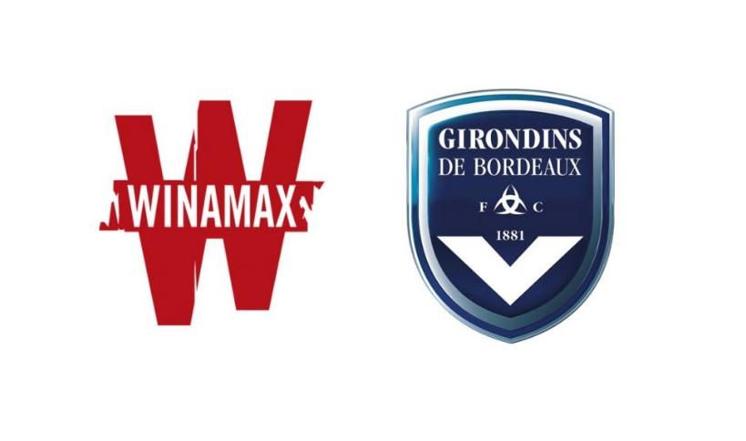 girondins de bordeaux sponsoring winamax