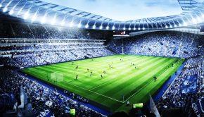 tottenham financement nouveau stade