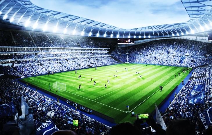 Tottenham politique sportive