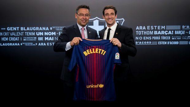 fc barcelone ambassadeur belletti