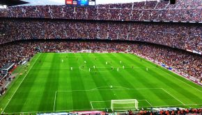 fc barcelone record chiffre d'affaires
