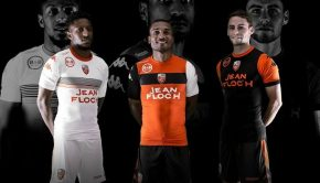 fc lorient sponsoring maillot