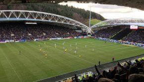 Huddersfield Town agrandissement stade