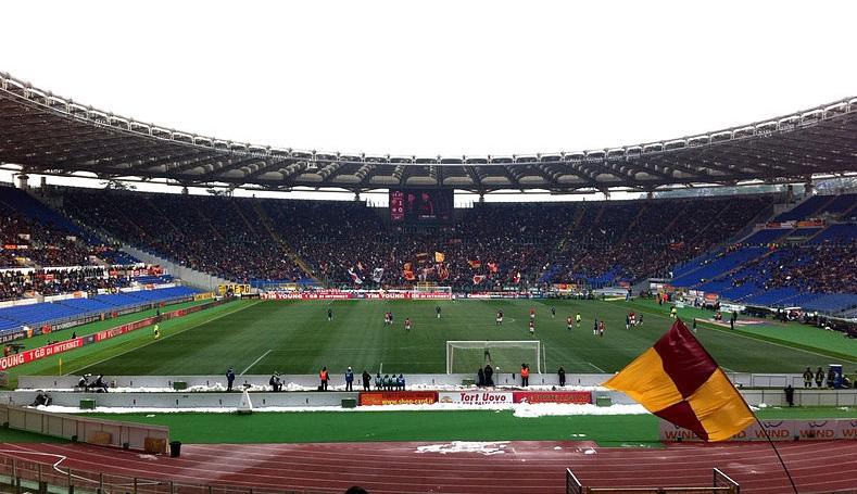 as roma bail stade olimpico