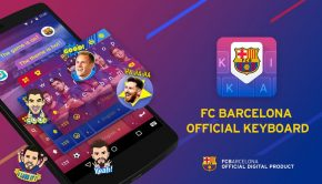 fc barcelone application mobile génération z