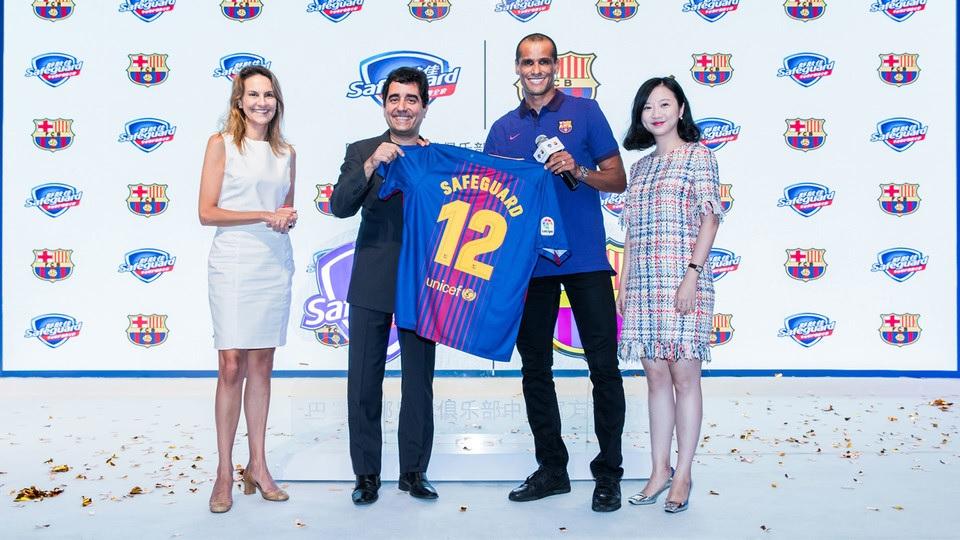 fc barcelone sponsoring safeguard