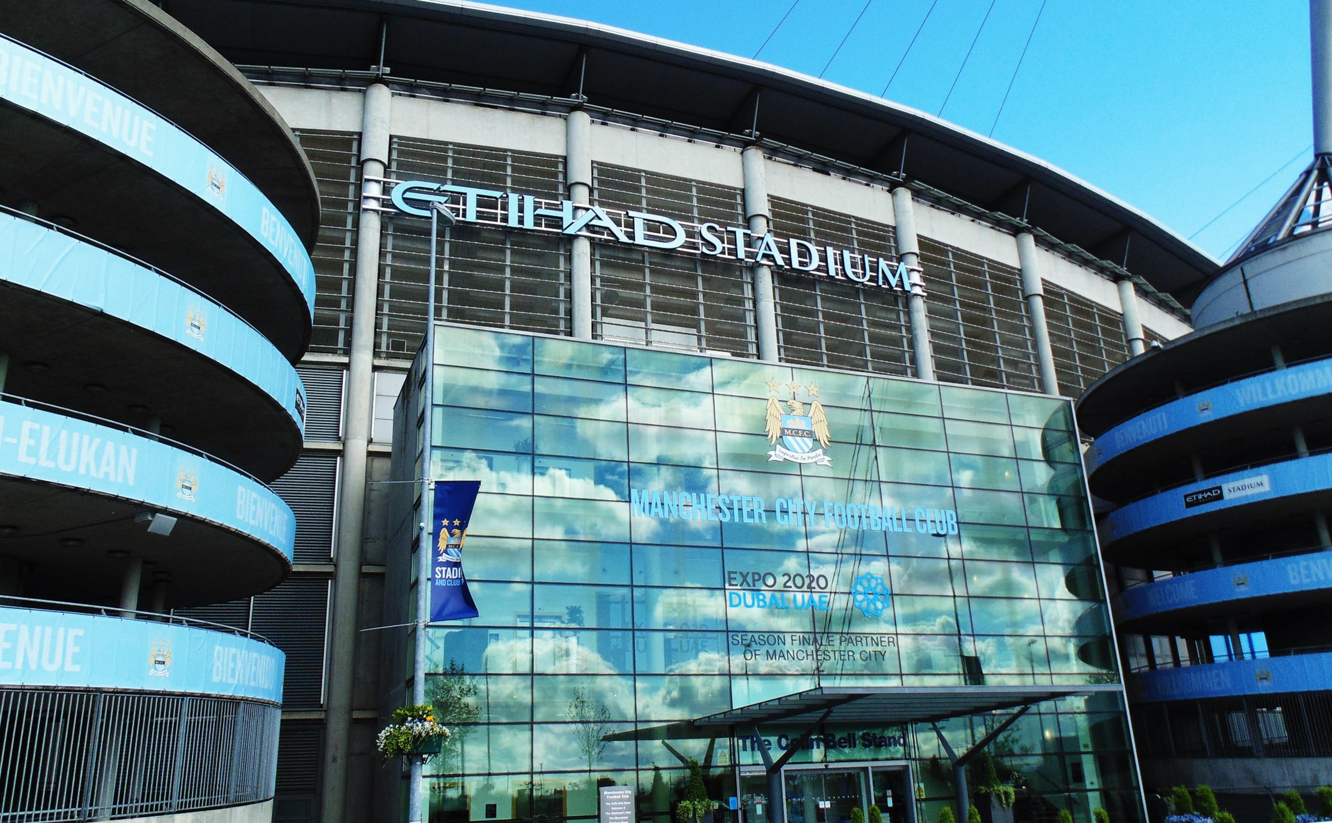 manchester city activation sponsoring afrique