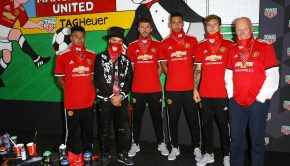 manchester united activation tag heuer