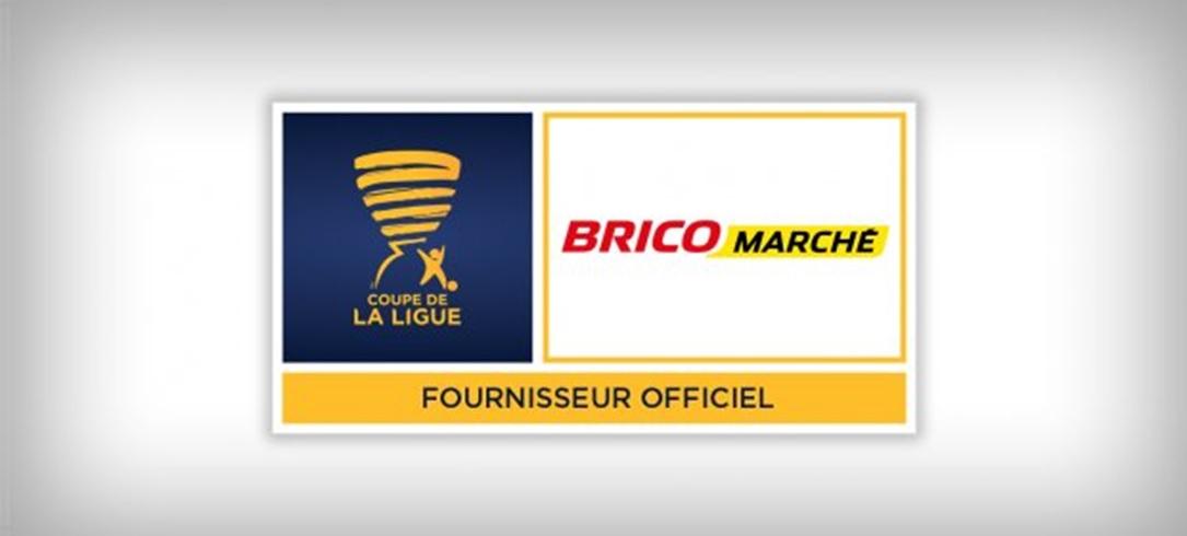 sponsoring coupe de la ligue bricomarché