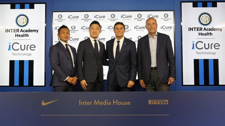 Inter fc stratégie internationalisation