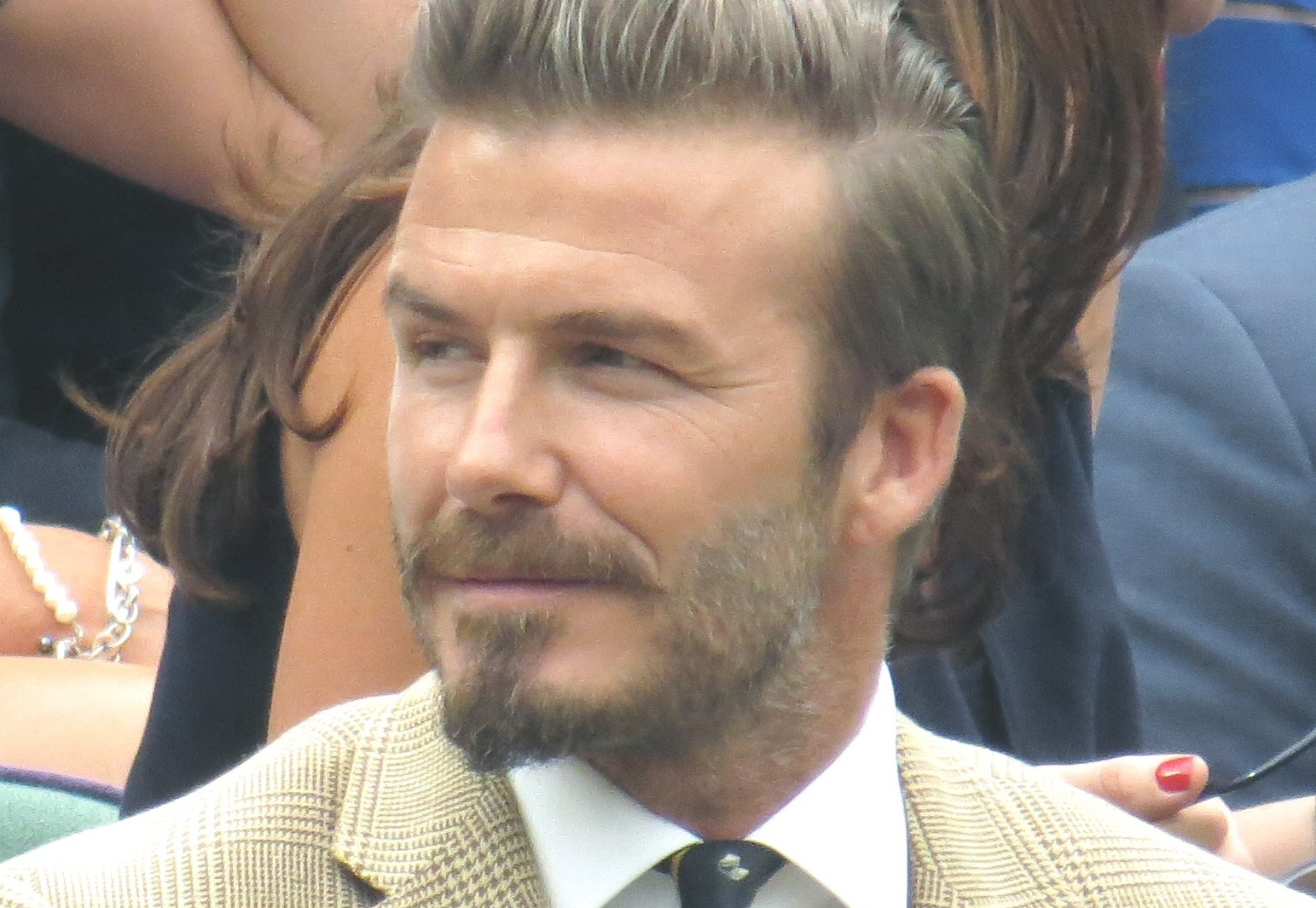 david beckham projet major league soccer