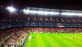 fc barcelone chiffre d'affaires 2017-18