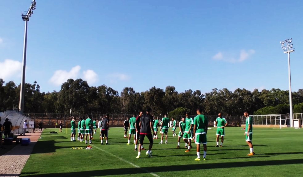maroc football géopolitique