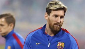 messi prolongation fc barcelone