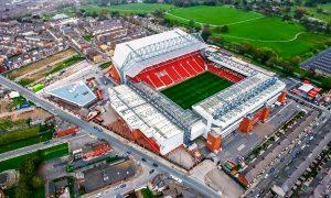 Liverpool FC modèle économique fenway