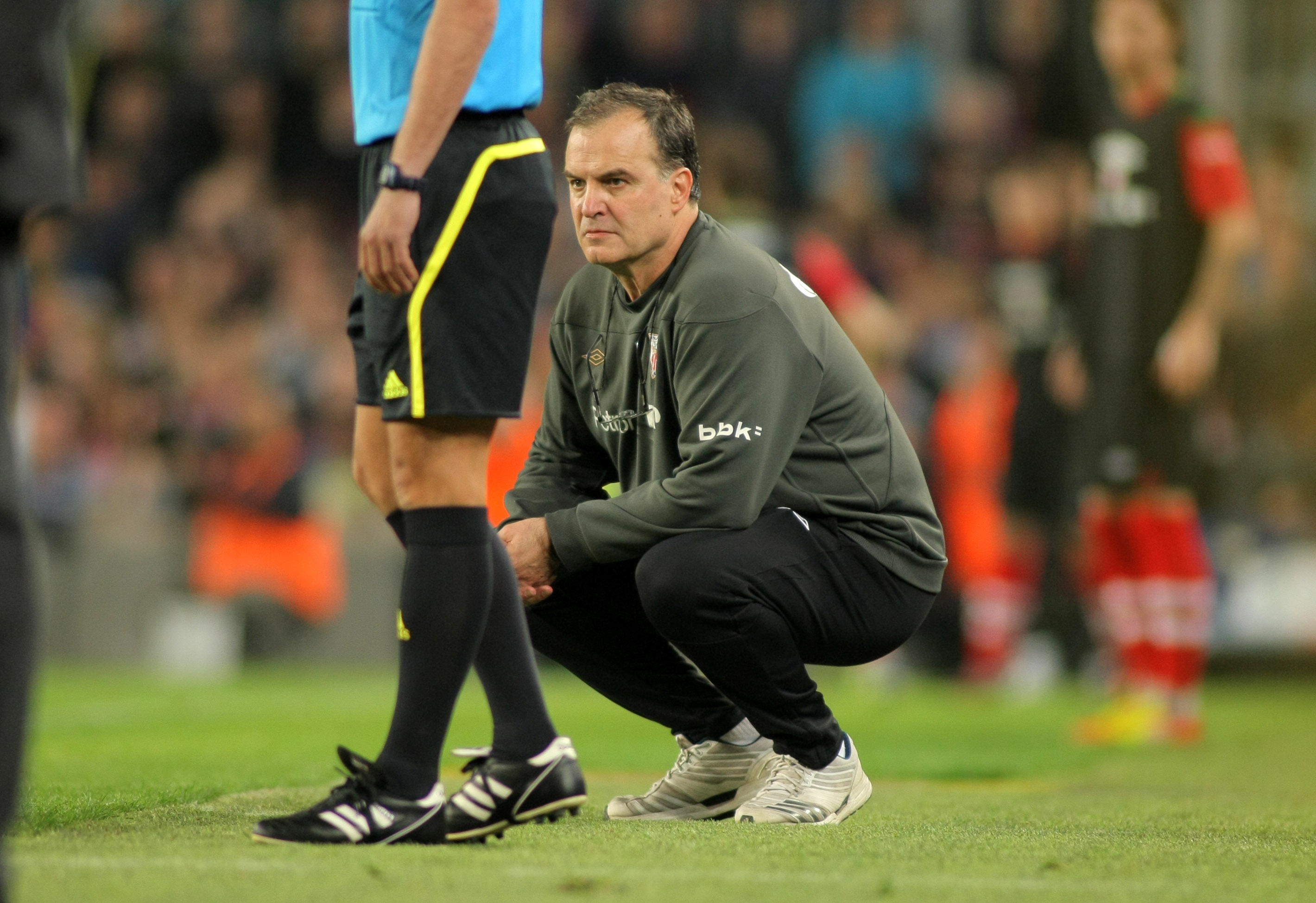 Marcelo Bielsa interview Romain Laplanche