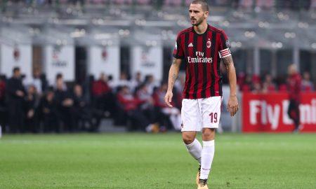 Milan AC changement équipementier