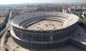 valencia cf futur stade