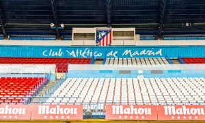 Atletico de Madrid vente vicente calderon
