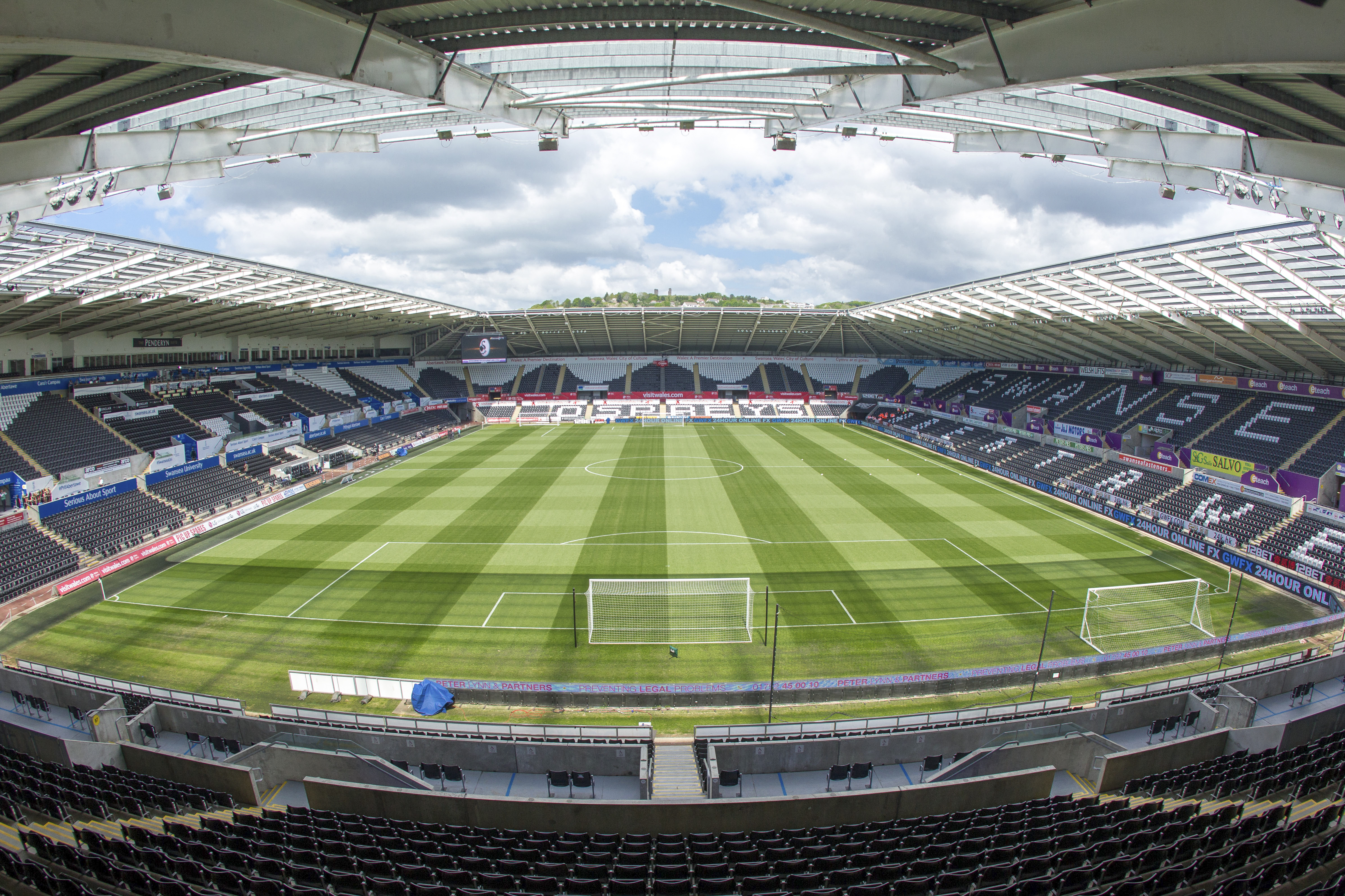 swansea city gestion stade