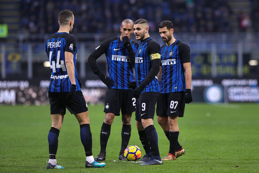 Inter FC actionnaires