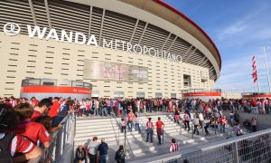 atletico madrid restructuration actionnariale