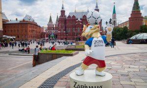 coupe du monde 2018 revenus touristiques