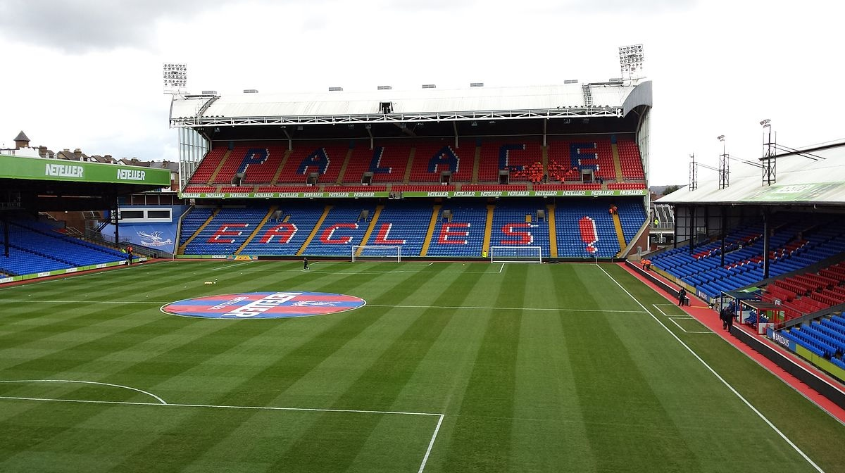 crystal palace modernisation stade